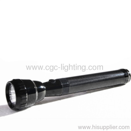 rechargeable CREE LED flashlight