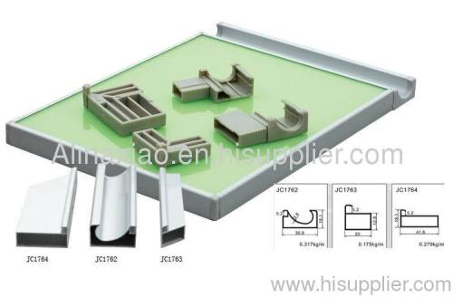 Kitchen Cabinet System Aluminum Profile