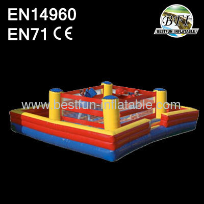 Joust Boxing Inflatable Sport Game Combo