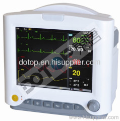 8 inch multiparameter patient monitor