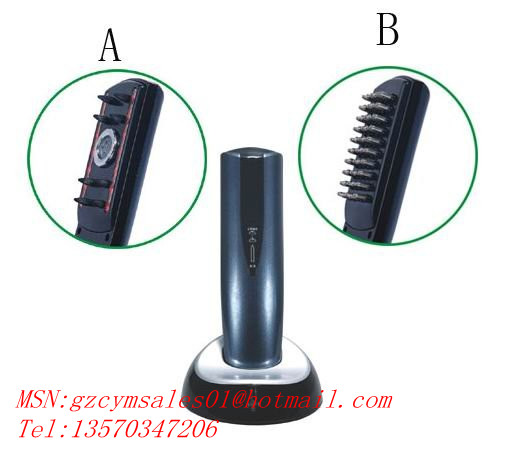 Laser Comb Massager for stimulate hair growth with effective function