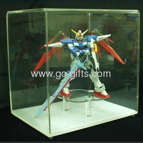 The first sales high-grade transparent acrylic boxes for display ,acrylic cover,toy cover