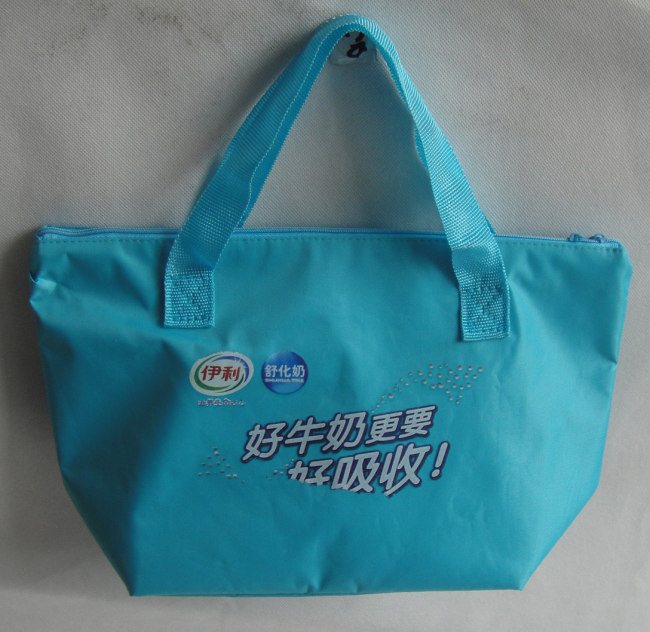 Polyester can cooler bag with cheap price RY4092