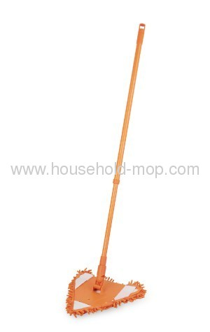 Microfiber Triangle green Mop