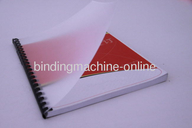 B4 Paper Electric Comb Binding Machine