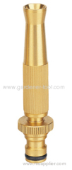 "4.5"" Snap-in Brass Garden Nozzle"