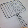 Crimped barbecue grill netting/barbcue wire mesh