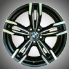 "18 INCH STAGGER SIZE ""TRANSFORMER"" WHEEL RIM FITS BMW ALL SERIES"