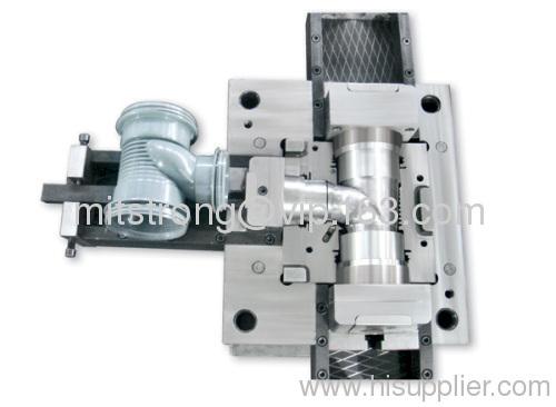 plastic injection Pipe Mould