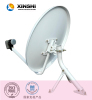 pole mount ku band satellite dish