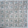 Glass stone mosaic for wall