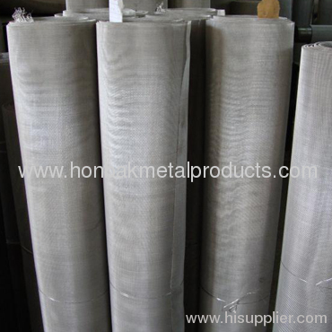 325*2300 stainless steel dutch wire mesh