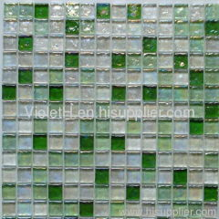 Top quality of glass mosaic for swimming pool tile
