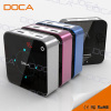 Dual USB output external battery power bank for mobile phones