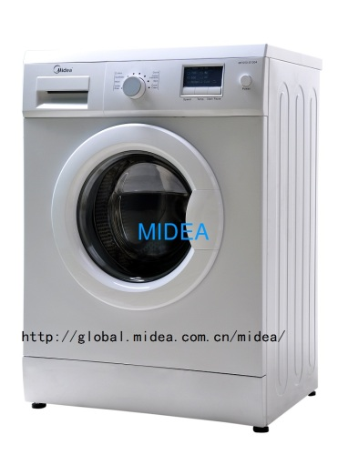 Basic-end, Middle-end, front loading washing machine