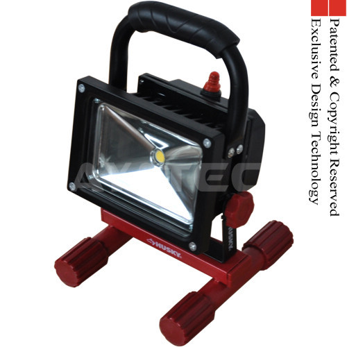 COB LED 15W Rechargeable Portable LED Work Light