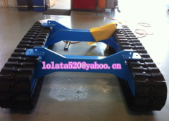 Rubber Track classis Undercarriage