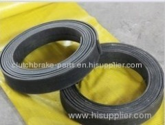 RUBBER BRAKE LINING ROLL