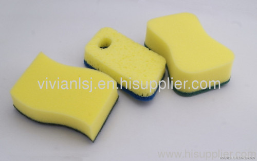 Magic eraser cleaning foam,cleaning sponge