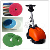 Magic buffing floor pad sponge