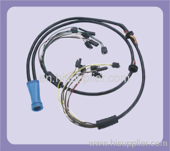 Wire harness wire assembly auto wiring harness