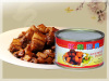 Stewed pork (canned food)