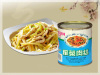 Shredded pork &preserved vegetable(canned food)