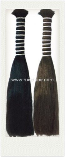 100% VIRGIN HUMAN INDIAN HAIR BULK