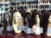 Wholesale Practise head (Human hair & Synthetic)