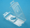 Vacuum plastic forming clamshell packaging