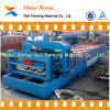 metal glazed roofing tile roll forming machine