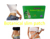 NEW herbal meizitang magnet strong version botanical slimming patch weight loss diet patches
