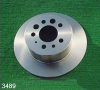 Supply car Brake Rotor Brake Parts