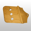 carbon steel board excavator part