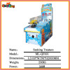 Seeking Treasure,ML-QF601- coin operated lottery ticket game machine