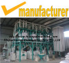 complete set of wheat milling machinery