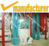 steel structure flour mill for wheat/maize/corn,grain processing machinery