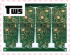 Custom-Made Multilayer PCB with LCD for Telecom, Automobiles and Consumer Electronic Products