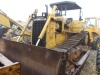 D6H used bulldozer caterpillar track dozer