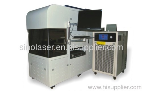 High Speed Precision Laser Soldering System