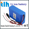 High capacity 24V 6AH lithium battery packs