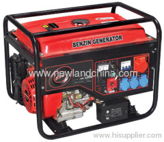 Gas engine three phase generator with 5kW/6kW output