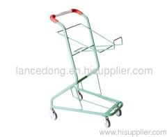 Supermarket / Grocery store shopping Basket Cart
