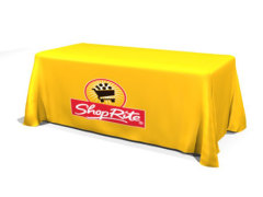 Custom table covers|Table cover|Table cloths|promotional products|advertising products|advertising item