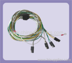 wiring harness for motorbike