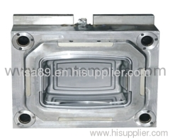 Injection Plastic Container Mould