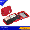 Muliti-layers oxford material small but big volume outdoor first aid kit