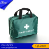 Top popular army color oxford big size first aid kit for promotion