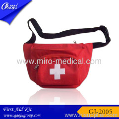Colorful Oxford material Travel first aid kits