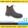 Export genuine leather ,pu sole and steel toe safety shoes